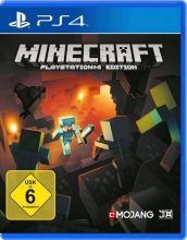 Minecraft PlayStation 4, Software Pyramide
